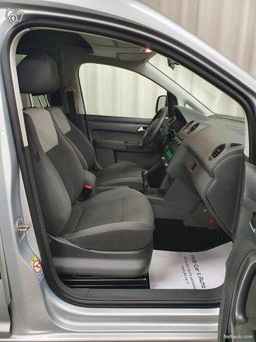 Volkswagen Caddy Maxi 18