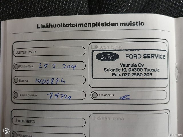 Ford Tourneo Connect 25