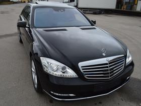 Mercedes-Benz S, Autot, Tampere, Tori.fi