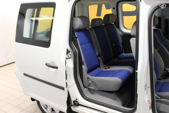 Volkswagen Caddy 13