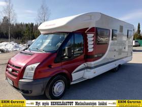 Dethleffs T69, Matkailuautot, Matkailuautot ja asuntovaunut, Hämeenlinna, Tori.fi