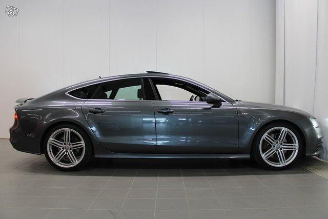 Audi A7 8