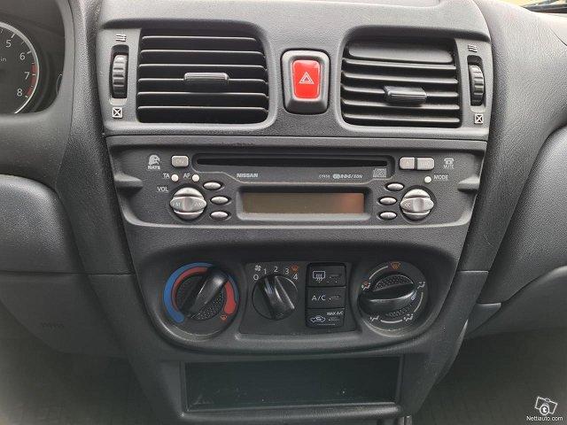 Nissan Almera 12