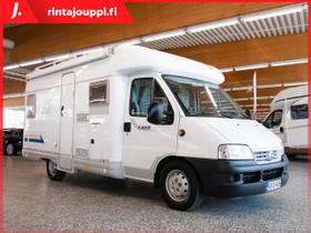 Burstner T 595, Matkailuautot, Matkailuautot ja asuntovaunut, Seinäjoki, Tori.fi