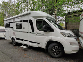 Hobby Optima V65 GE, Matkailuautot, Matkailuautot ja asuntovaunut, Tuusula, Tori.fi