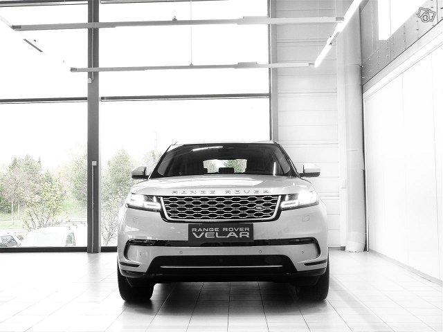 Land Rover Range Rover Velar 2