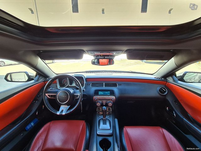 Chevrolet Camaro 19