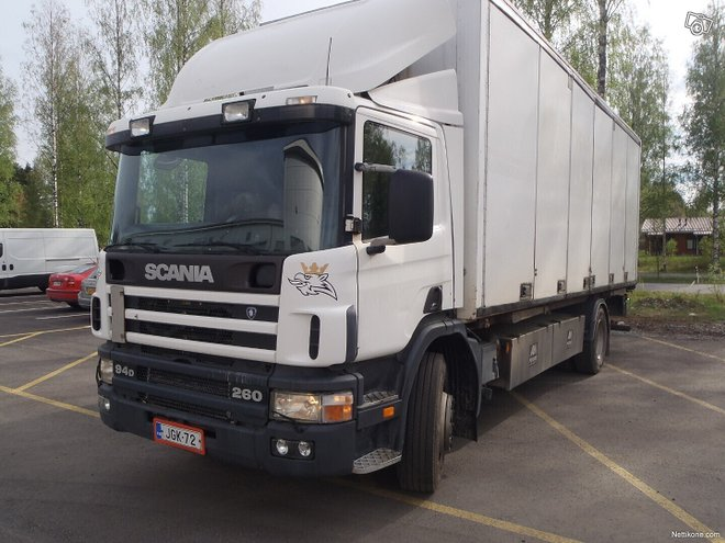 Scania P 260