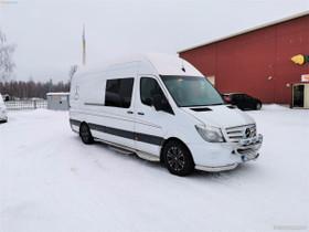 Mercedes-Benz Sprinter, Matkailuautot, Matkailuautot ja asuntovaunut, Kuopio, Tori.fi