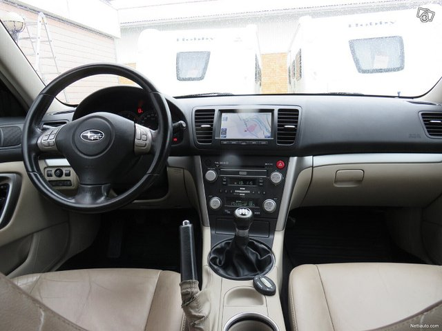 Subaru Outback 7