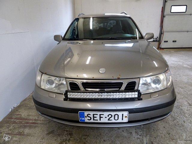 Saab 9-5 12