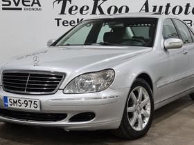 Mercedes-Benz S, Autot, Kangasala, Tori.fi