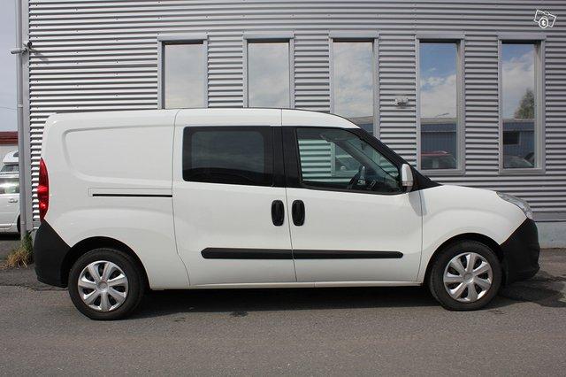Opel Combo Van 2