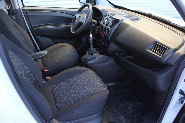 Opel Combo Van 5