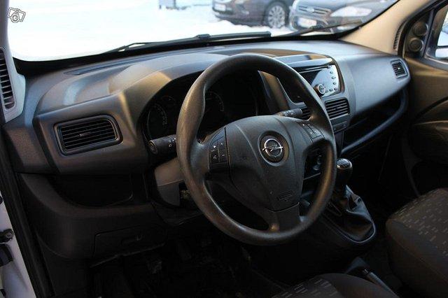 Opel Combo Van 6
