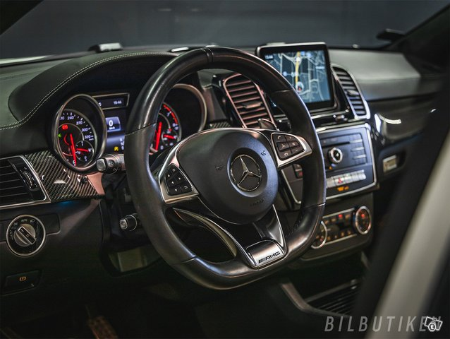 Mercedes-Benz GLE 63 AMG 6