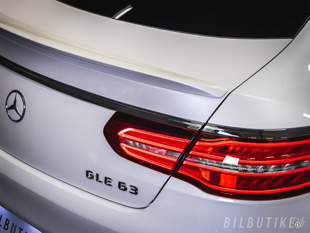 Mercedes-Benz GLE 63 AMG 12