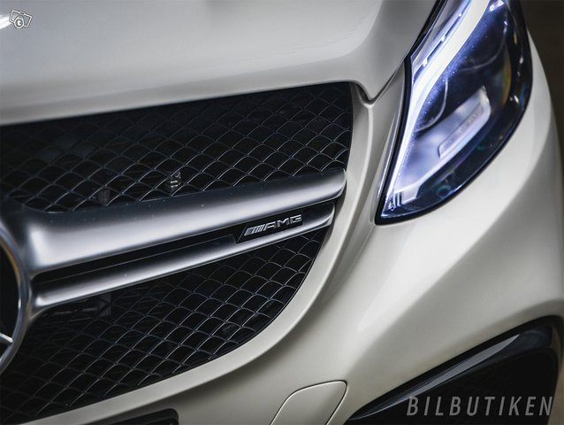 Mercedes-Benz GLE 63 AMG 14