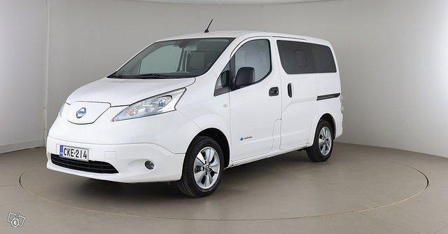 Nissan E-NV200 1