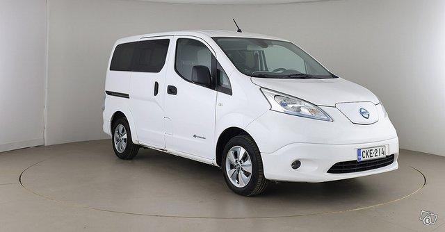 Nissan E-NV200 3