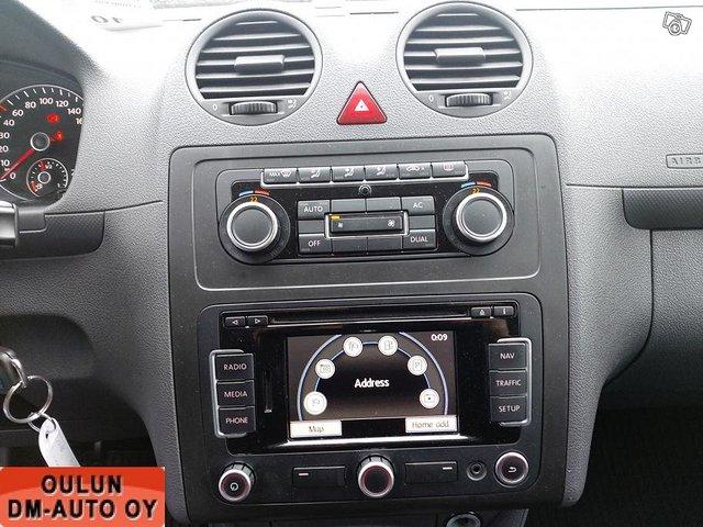 Volkswagen Caddy Maxi 9