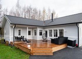 5H, 162m², Lassintie 3, Vaasa, Myytävät asunnot, Asunnot, Vaasa, Tori.fi