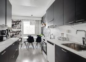 3H, 68.5m², Gerbyn Rantatie 1 B, Vaasa, Myytävät asunnot, Asunnot, Vaasa, Tori.fi