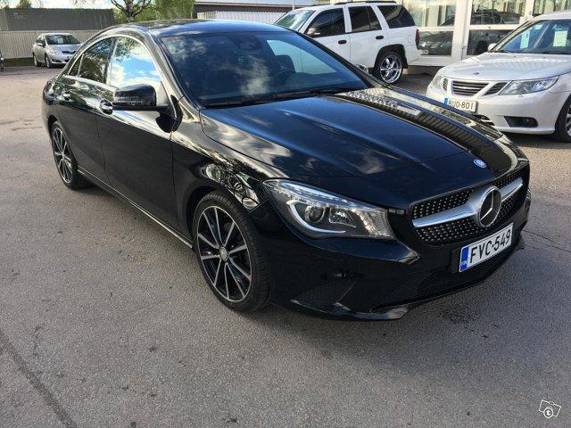 Mercedes-Benz CLA 200 CDI 4MATIC, kuva 1