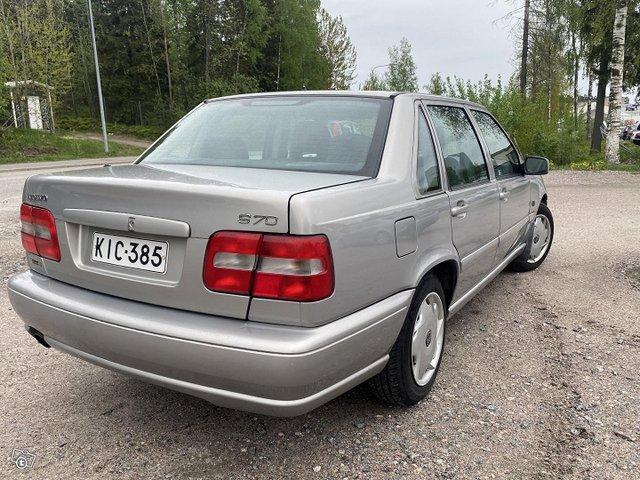 Volvo S70 5