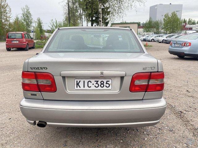 Volvo S70 6