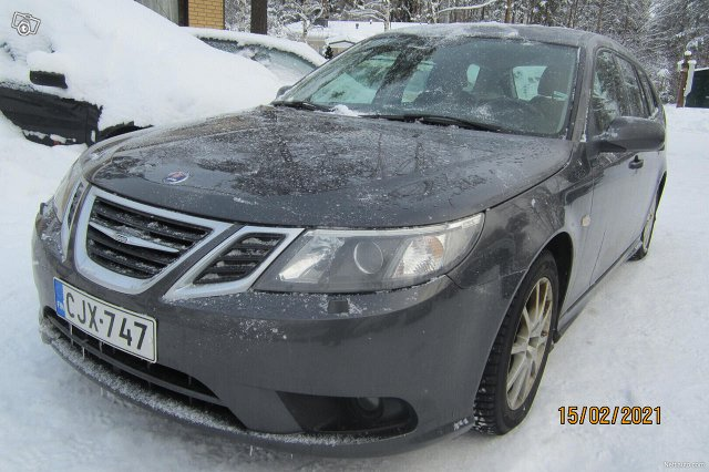 Saab 9-3 2