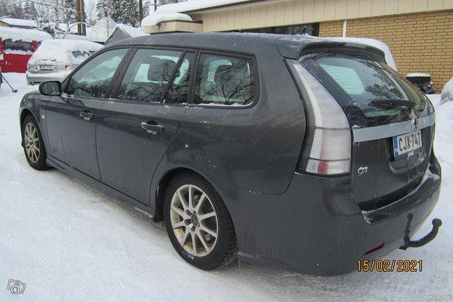 Saab 9-3 4