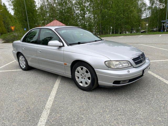 Opel Omega 7