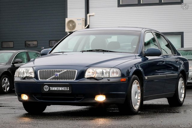 Volvo S80 2
