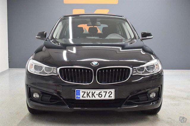 BMW 320 Gran Turismo 2