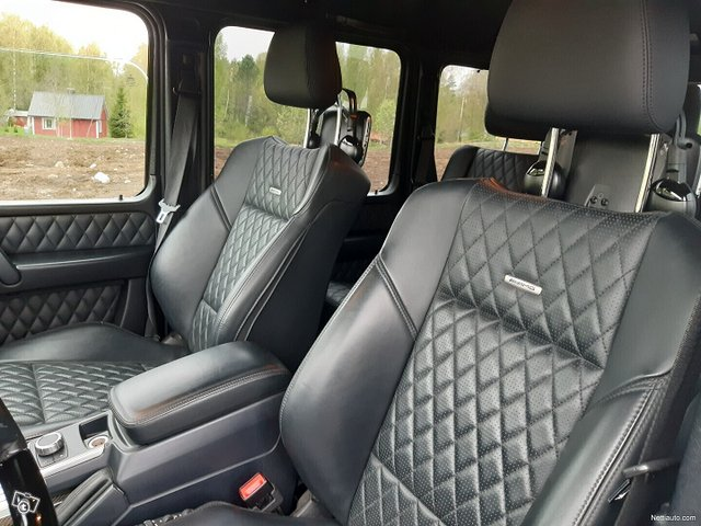 Mercedes-Benz G 63 AMG 5