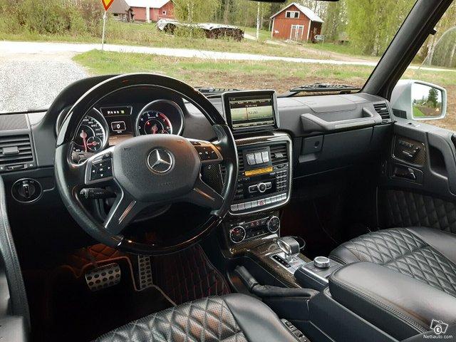 Mercedes-Benz G 63 AMG 9
