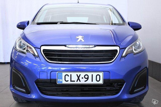 Peugeot 108 4