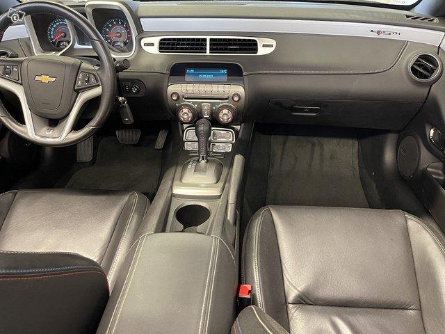 Chevrolet Camaro Convertible 8