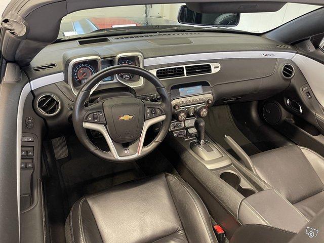 Chevrolet Camaro Convertible 12