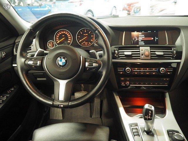 BMW X4 8