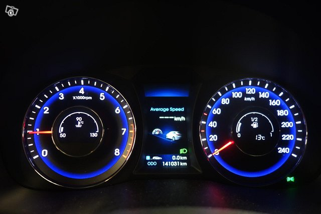 Hyundai I40 Wagon 10