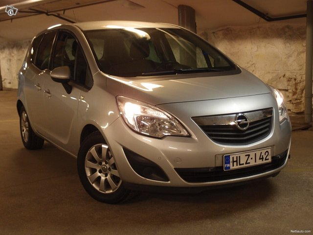 Opel Meriva 19
