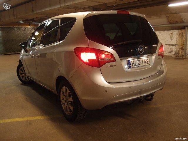 Opel Meriva 20