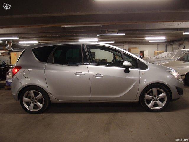 Opel Meriva 21