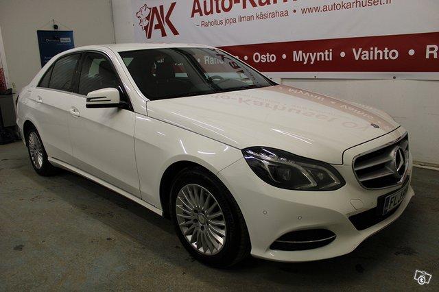 Mercedes-Benz E 200 CDI 4