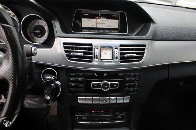 Mercedes-Benz E 200 CDI 9