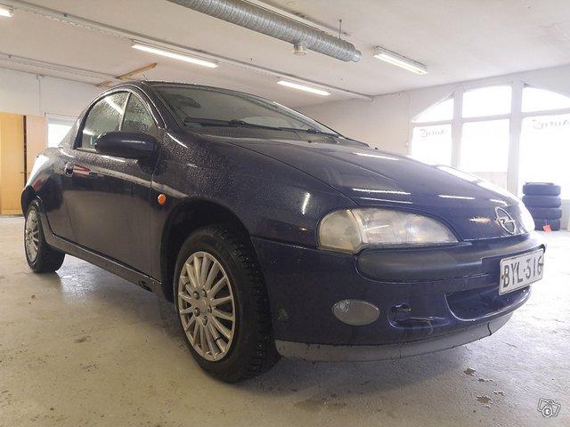 Opel TIGRA 2