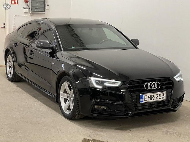 Audi A5 2