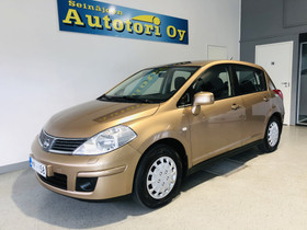 Nissan Tiida, Autot, Seinäjoki, Tori.fi